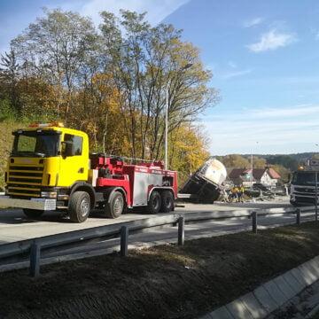 Pomoc drogowa TIR - ratownictwo drogowe