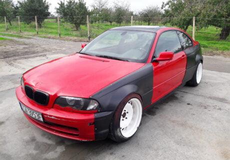 Przebudowa tuning BMW